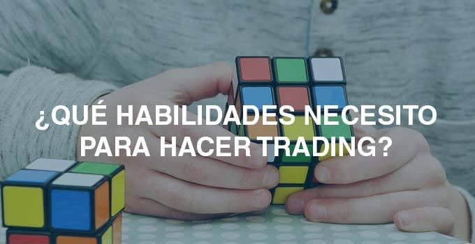 habilidades trader