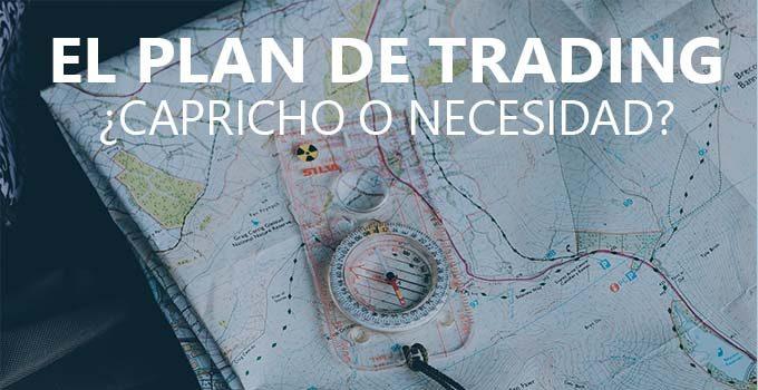 plan de trading