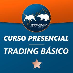 Curso de trading básico presencial