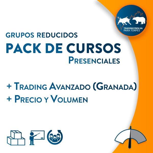 Pack Presencial Avanzado + Precio y Volumen (Grupos Reducidos)
