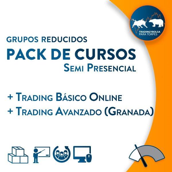Pack SemiPresencial Básico Online + Avanzado (Grupos Reducidos)