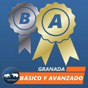 Imagen del pack básico y avanzado grupos reducidos Granada