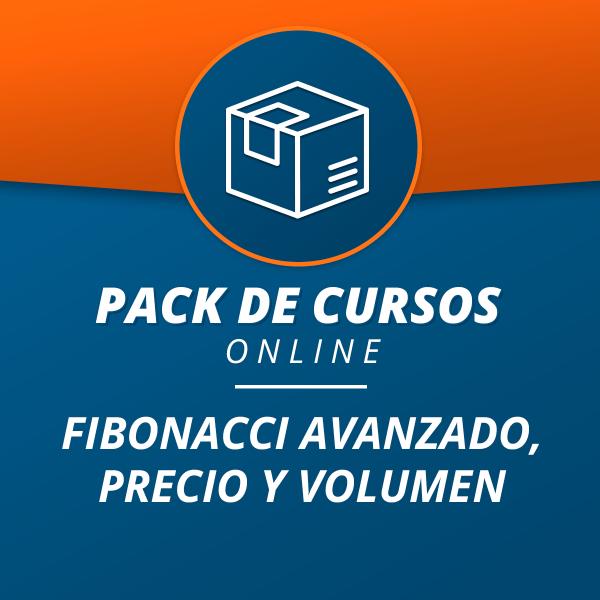 Pack Fibonacci + Precio y Volumen ONLINE