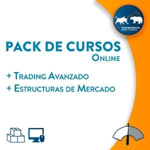 Pack Online Avanzado + Estructuras de Mercado