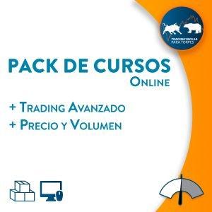 Pack Online Avanzado + Precio y Volumen