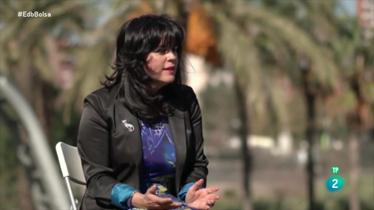 Imagen de entrevista a Francisca