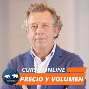 Imagen curso online precio y volumen
