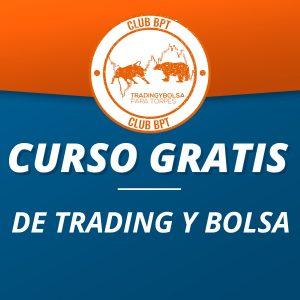 Curso Gratis de Trading y Bolsa