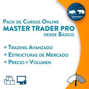 Pack Master Trader Pro Online (Desde Básico)