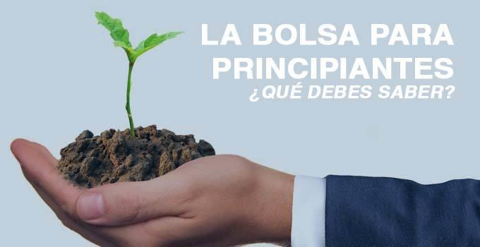 BOLSA PARA PRINCIPIANTES