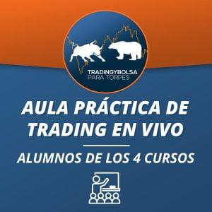 Aula de trading práctica