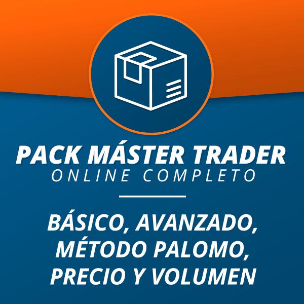 Pack Master Trader Online Completo