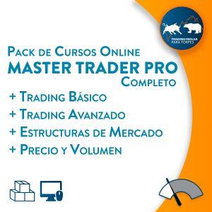 Pack Master Trader Pro Online Completo