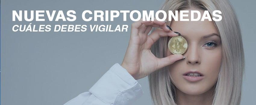 CRIPTOMONEDAS EMERGENTES