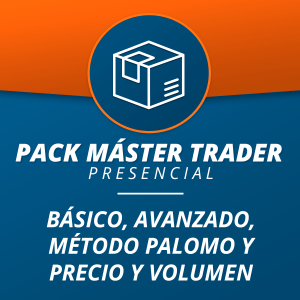 Pack Master Trader Presencial Completo