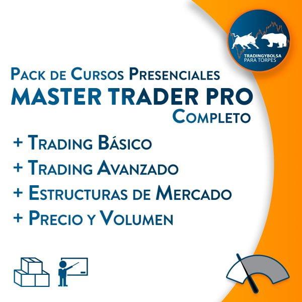 Pack Master Trader Pro Presencial Completo_
