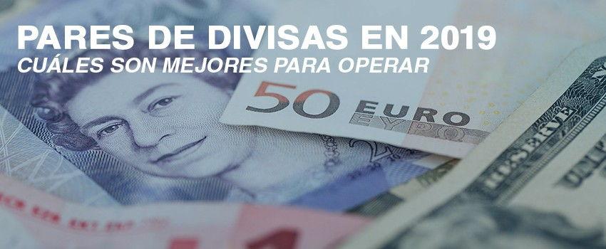 PARES DE DIVISAS 2019