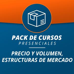 Pack Presencial Precio y Volumen + Estructuras de Mercado