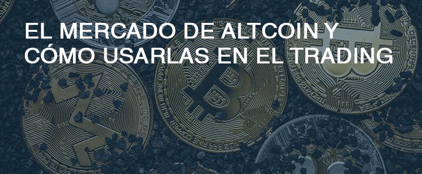 mercado altcoin
