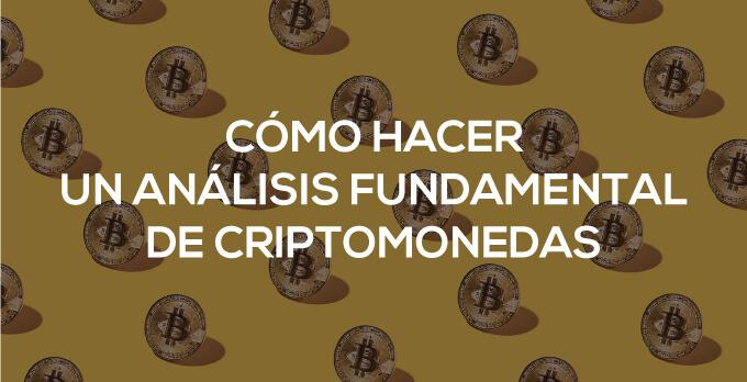 análisis fundamental criptomonedas