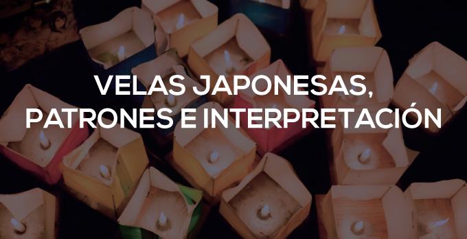 que son las velas japonesas